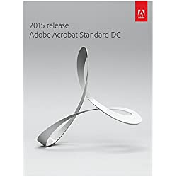 Adobe Acrobat Standard DC 2015 [Download]