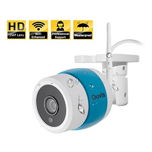PDF Gratis Ouvis C1 HD Waterproof WIFI Outdoor Wireless Security