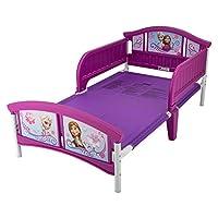 دلتا كيدز سرير بلاستيك منخفض للاطفال , متعدد الالوان - DF86907FZ