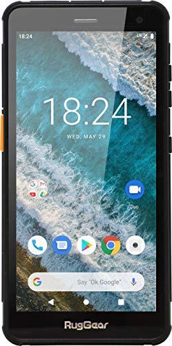 """RugGear RG655 Téléphone Smartphone Outdoor Incassable Antichoc Résistant et Etanche, Débloqué Dual SIM Ecran de 5,5"""" Android 9"""