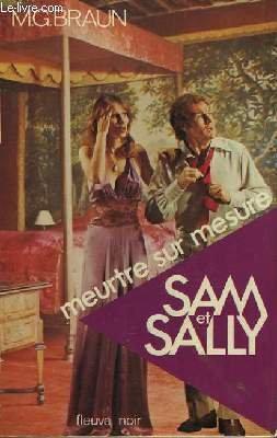 M.g.braun Special Police - Sam et Sally - Meurtre sur