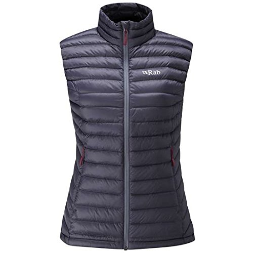 4166ediXdnL. SS500  - Rab Microlight Womens Down Vest Twilight