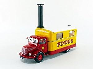 Promocar-Coche en Miniatura de colección, pro10551, Amarillo/Rojo