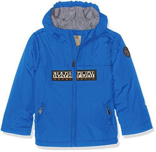 Napapijri Rainforest Open Jungen Jacke, Blau (Plastic B56), 152 (Herstellergröße: 12) Preisvergleich