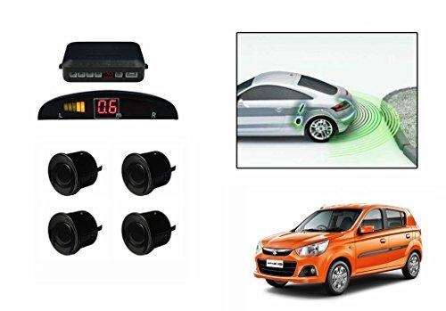 speedwav reverse car parking sensor led display black-maruti alto k10 type 2 Speedwav Reverse Car Parking Sensor LED Display BLACK-Maruti Alto K10 Type 2 4166gyQHoxL