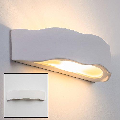lampada-da-parete-colore-bianco-bevagna-attacco-e27-in-gesso-verniciabile