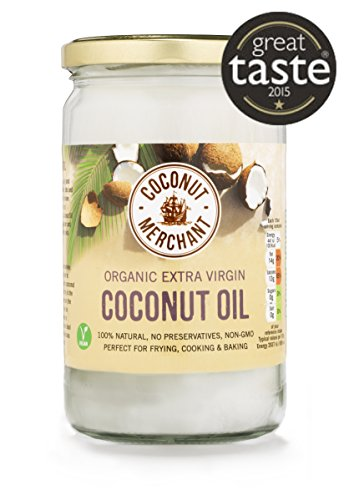 Extra Virgin Organic Raw Coconut Oil 33.8 Ounce