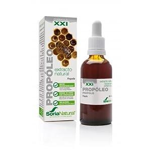 natural salud y belleza: Soria Natural Extracto de Propóleos - 50 ml
