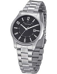 9c137a6cfbb1 Amazon.es  Time Force - Acero inoxidable  Relojes