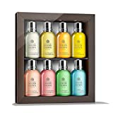 Molton Brown Enlivening Bathing Travel Bath & Shower Gel Set (8 x 50ml)