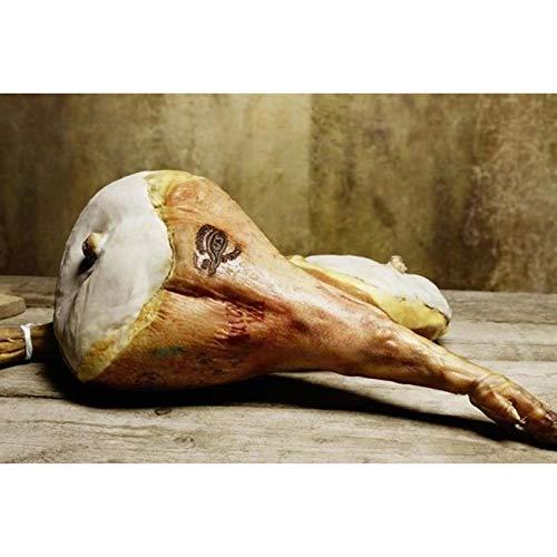 Prosciutto crudo san daniele con osso intero 12 kg circa salumi insaccati
