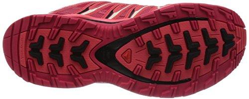 Salomon  XA Pro 3D GTX, Chaussures de trekking et randonnée femme Rose - Pink (Lotus Pink/Papaya-B/Black)