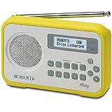 Roberts Play Bumper For Radio - Yellow