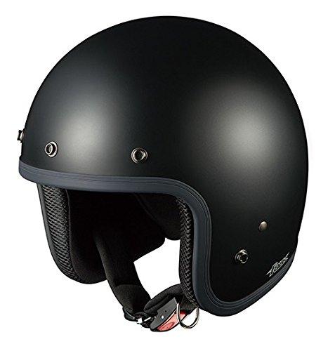 Ogk Kabuto casco folk Flat Black 57~ 59cm