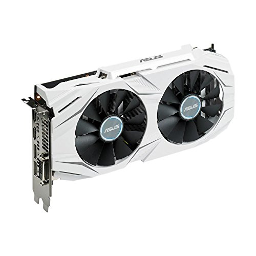 Asus Dual Series GTX 1060 3GB GDDR5 Video Card with Color-Matched PC Build for Esports Gaming