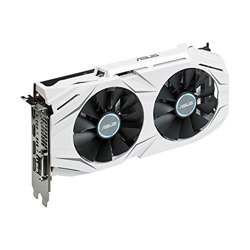 DUAL-GTX1060-3G GeForce GTX 1060 3 GB GDDR5