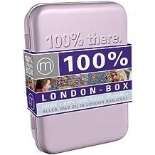 100% Cityguide London Geschenkbox