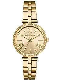 Michael Kors Maci Analog Gold Dial Women s Watch - MK3903 a5f08da34dd