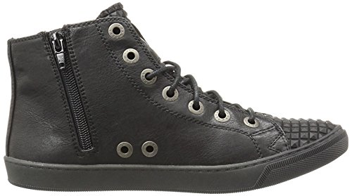 Blowfish Poug Femmes Synthétique Baskets Black Old Ranger