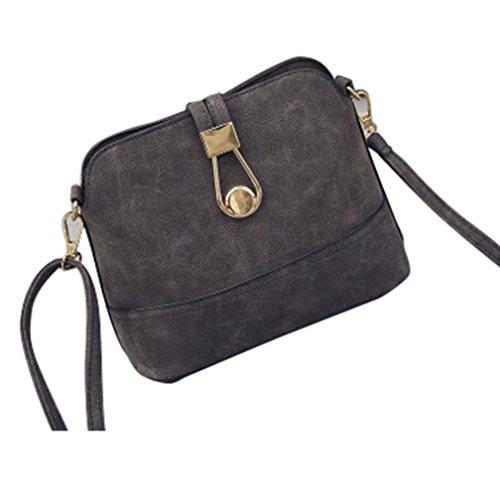Le donne adattano il retro opaco spalla della borsa Grande borsa Tote signore,Fami Nero