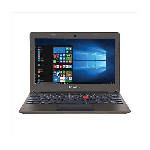 iBall Excelance OHD IPS Screen with 11.6-inch FHD Display Laptop (8th Gen Intel Atom X5-Z8350/2GB DDR3/32GB/Windows 10…
