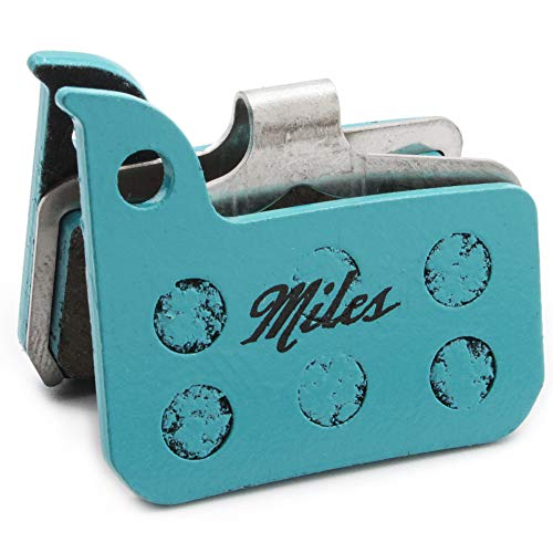 Miles Racing ® Scheibenbremsbeläge, semi metallisch für SRAM Red, Level