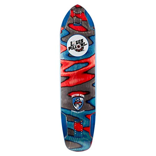 Sector 9 Ripped Louis Pro Deck