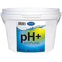 Tamar  Incrementador de Ph en Grano para Piscinas, Envase de 2 Kilos.