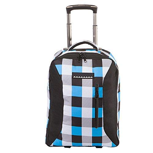SSDM Trolley Handgepäck mit Abnehmbaren Zugstange, 20-Zoll-Koffer mit Großer Kapazität Wasserdicht und Leicht,C (20 Ga Sport)