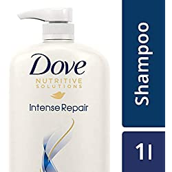 Dove Intense Repair Shampoo, 1L