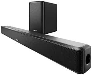 Denon DHT-S514 Home Theater Soundbar System with HDMI, Bluetooth Streaming and Wireless Subwoofer