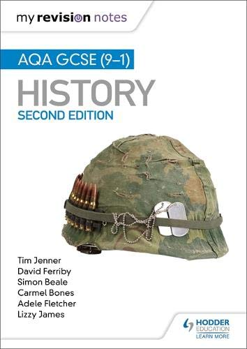 Price comparison product image My Revision Notes: AQA GCSE (9-1) History,  Second edition