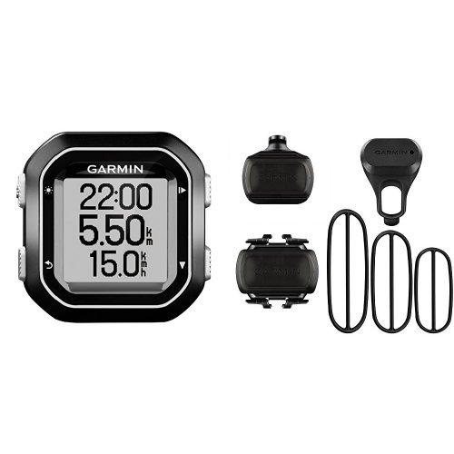 Garmin Edge 25 + Sensor de velocidad y sensor de cadencia para bicicleta