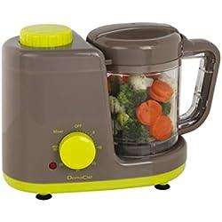 Domoclip DOP174 Robot mixeur cuiseur bébé 4 en 1
