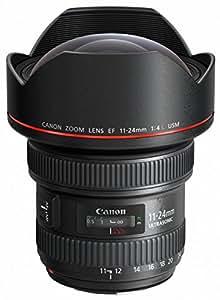 Canon 11-24 mm / F 4,0 EF L USM Objektiv ( Canon EF / EF-S-Anschluss,Autofocus )