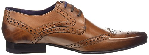 Ted Baker Hann 2, Brogues homme Marron (Tan)