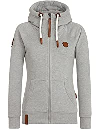 Naketano Female Zipped Jacket Brazzo