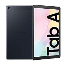 "Samsung Galaxy Tab A 10.1, Tablet, Display 10.1"" WUXGA, 32 GB Espandibili, RAM 2 GB, Batteria 6150 mAh, LTE, Android 9 Pie, Black [Versione Italiana]"