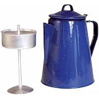 Mil-Tec Email - Cafetera con percolador (8 tazas)