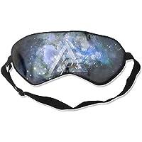 Sleep Eye Mask Triangle Abstract Space Lightweight Soft Blindfold Adjustable Head Strap Eyeshade Travel Eyepatch E7 preisvergleich bei billige-tabletten.eu