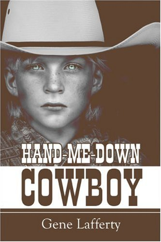 Hand-Me-Down Cowboy Cover Image