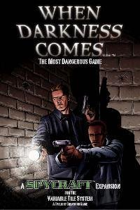 Brettspiel - When Darkness Comes: The Most Dangerous Game (engl.)