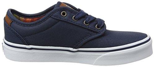 Vans Jungen Yt Atwood Dx Sneakers Blau (Waxed Dress Blues)
