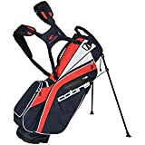 Cobra Golf 2018 Ultralight Stand Bag, One Size, Peacoat/High Risk Red/Bright White
