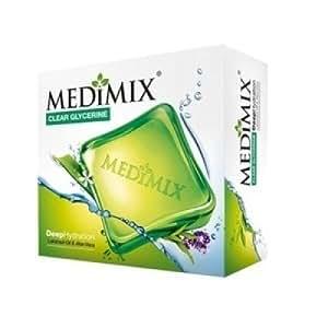 Medimix Glycerine Soap (100g) (Pack of 5)