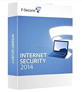 F-Secure Internet Security 2014 - 1 Jahr / 3 PCs