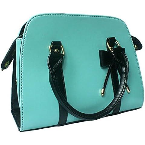 m.g.d donne Vintage NUOVA Lady Borse Hobo Bag borsa con