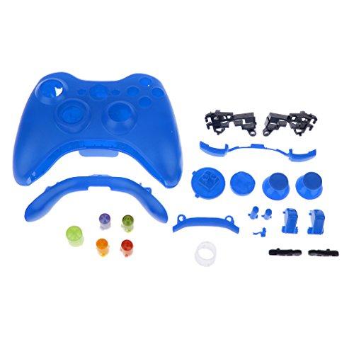 generic-skin-caso-pulsante-alloggiamento-pieno-sostituzione-del-kit-mod-per-xbox-360-controller-blu