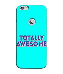 FUSON Designer Back Case Cover for Apple iPhone 6 (Logo View Window Case) (Take Your Dreams Seriously Very Beautiful Best )