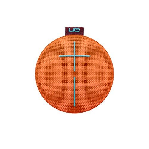 UE ROLL 2 Altoparlante Bluetooth, Impermeabile, Resistente agli Urti, Arancione